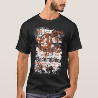 Redemption Dread 666 Orange Noteworthy T-Shirt