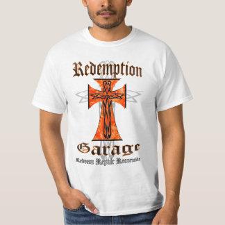 Redemption Garage Tribal Cross T-Shirt