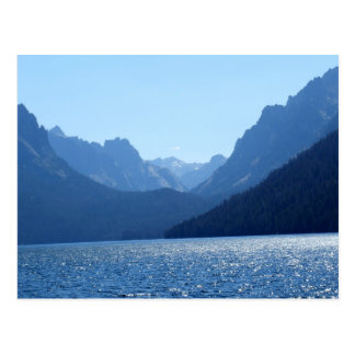 Redfish Lake Postcard