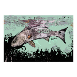 Redfish Poster