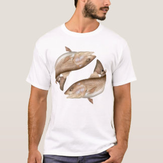 Redfish (Red Drum) T-shirt