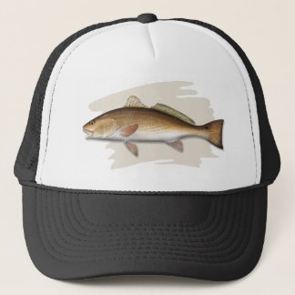 Redfish (Red Drum) Trucker Hat