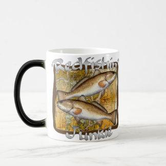 Redfishin' Junkie Mugs
