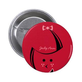 Redhead Button CUSTOMIZABLE
