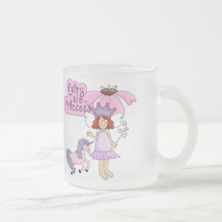 Redhead Fairy Tale Princess Coffee Mugs