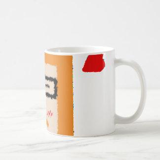Redhead to hipster to lover funny cartoon coffee mug