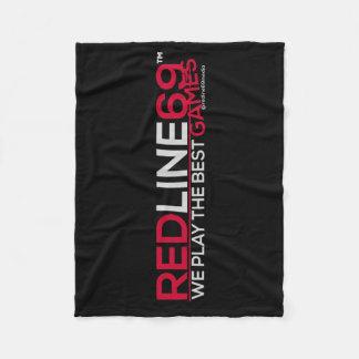 Redline69 Games - Fleece Blanket