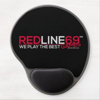 Redline69 Games - Gel Mousepad