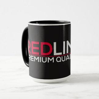 redline69club Black&White 444 ml Ringer Combo Mug