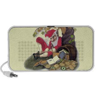 Redman, Irish Folklore and Character Portable Speakers