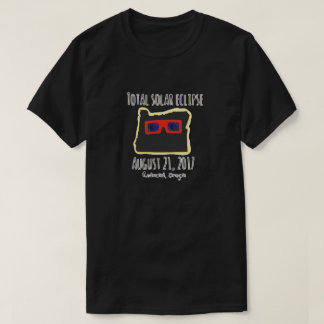 Redmond Oregon Eclipse 2017 Shirt