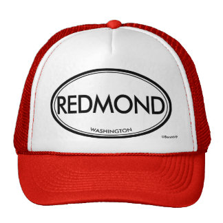 Redmond, Washington Cap