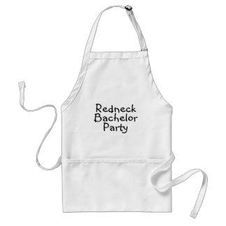 Redneck Bachelor Party Aprons