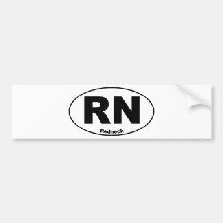 Redneck Bumper Sticker