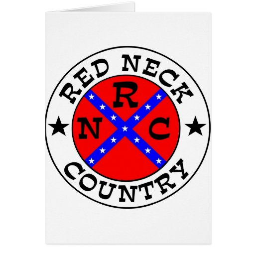 Redneck Country Cards
