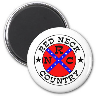 Redneck Country Magnet