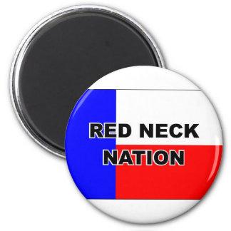 REDNECK NATION FRIDGE MAGNETS