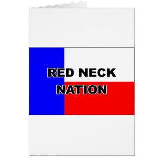 REDNECK NATION NATION CARDS