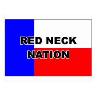Redneck Nation Post Cards