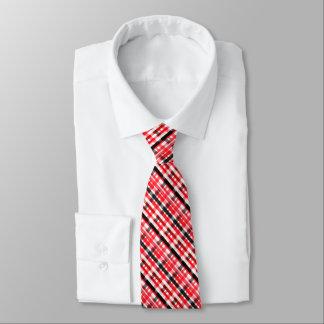 Redneck Plaid Tie