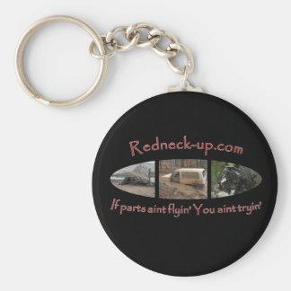 Redneck-up.com Key Chain