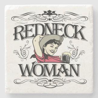 Redneck Woman Stone Coaster