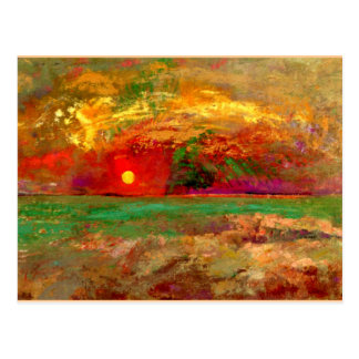 Redon - The Sunset Postcard