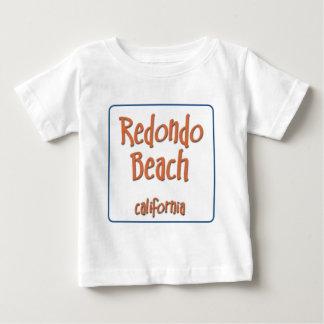 Redondo Beach California BlueBox Baby T-Shirt