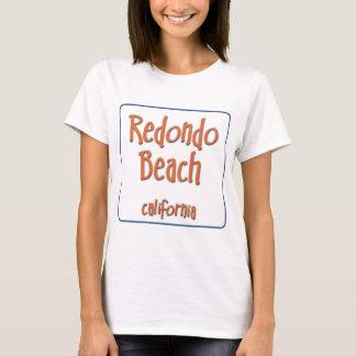 Redondo Beach California BlueBox T-Shirt