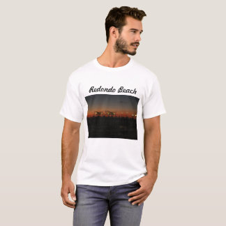 Redondo Beach Sunset T-Shirt