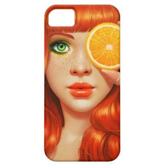 RedOrange iPhone 5 Cases