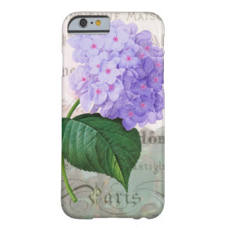 Redoute Shabby Purple Hydrangea iPhone 6 Case