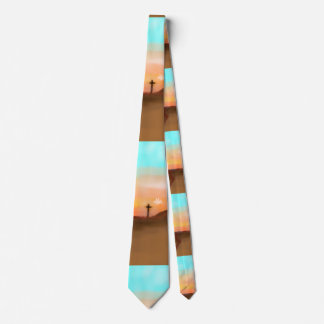 Redroad journey to the Cross clothing Tie
