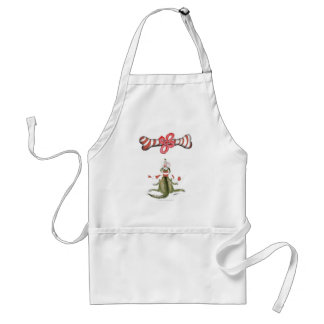 reds football soccer dog surprise treat standard apron