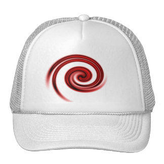 reds mesh hat
