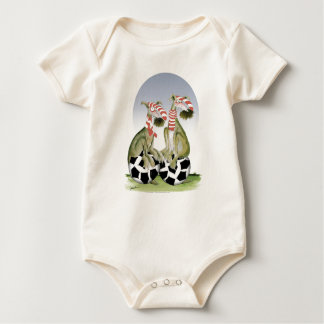 reds soccer dogs when saturday comes baby bodysuit