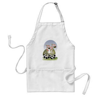 reds soccer dogs when saturday comes standard apron