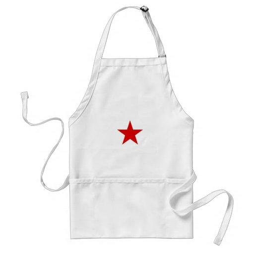 redstar apron