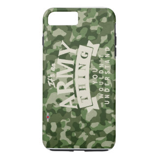 REDSTARLINE - iPhone 7 PLUS TOUGH Case - ARMY