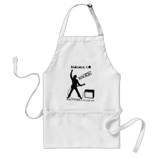 Redstone CO Aprons