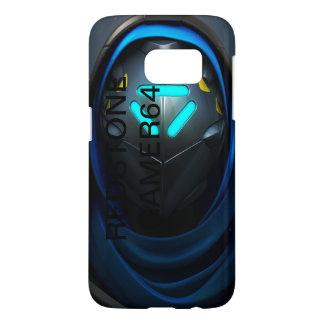 Redstone Gamer64 YouTube Samsung Galaxy 7 Case