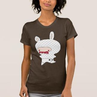 redteeth bunny tee shirt