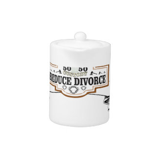 reduce divorce 50 50 custody