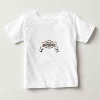 reduce divorce 50 50 custody baby T-Shirt