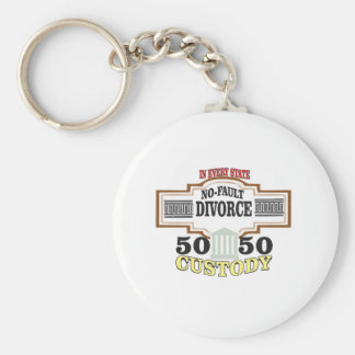 reduce divorces automatic 50 50 custody key ring