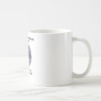Reduce Greenhouse Gas Emissions (Humor) Coffee Mugs