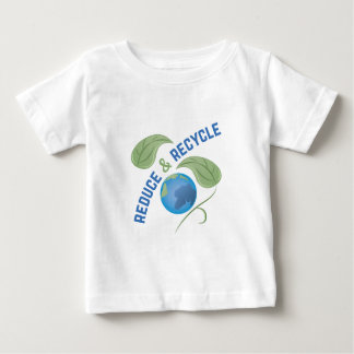 Reduce Recycle Baby T-Shirt