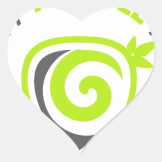 Reduce - Recycle - Enjoy Heart Sticker