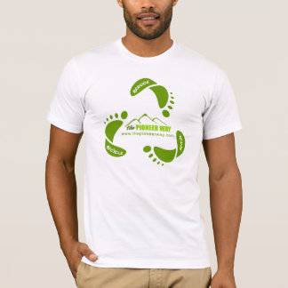 "Reduce Reuse Recycle ""Made in USA"" (Men's) T-shirt"