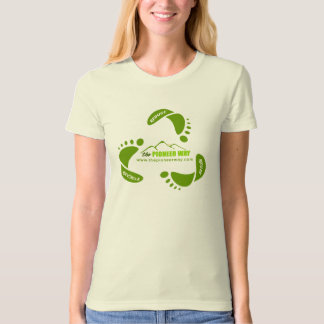 """Reduce Reuse Recycle """"Made in USA"""" (Women's) Tee"""